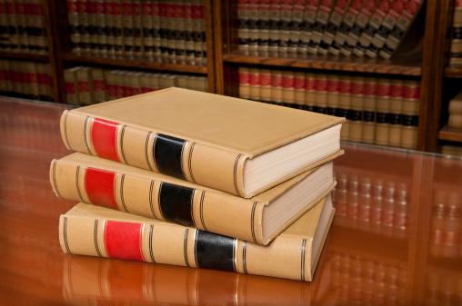 Literature「Blank Law Books」:スマホ壁紙(12)