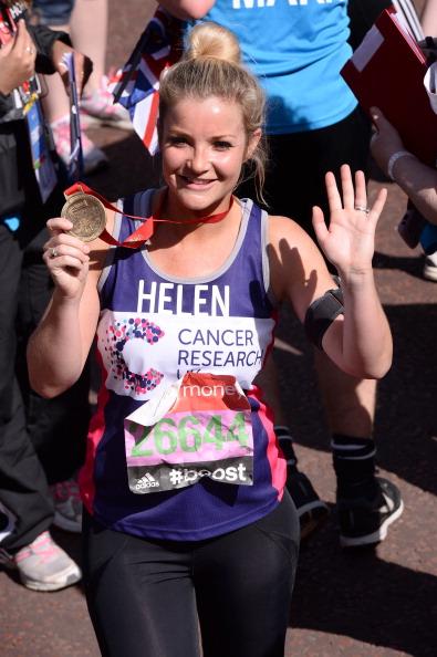 Participant「Celebrities: London Marathon 2014」:写真・画像(16)[壁紙.com]