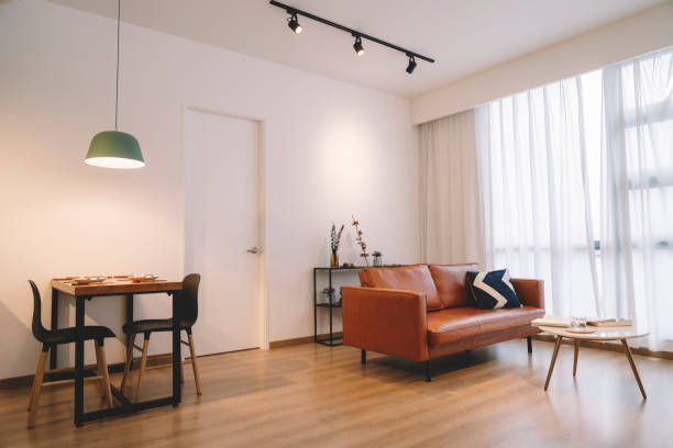 Home deco living room and dining table:スマホ壁紙(壁紙.com)
