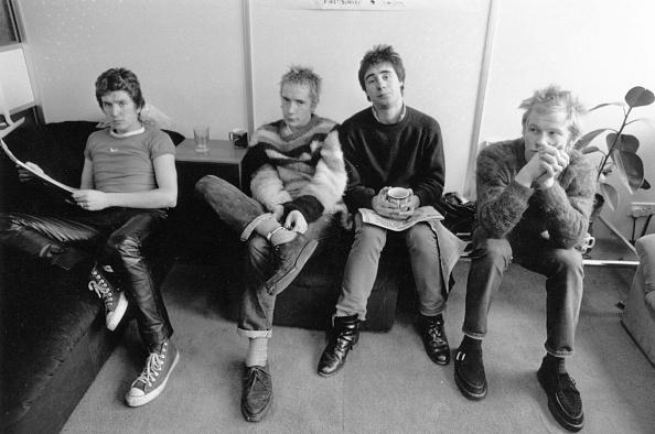 Punk Music「Sex Pistols」:写真・画像(10)[壁紙.com]