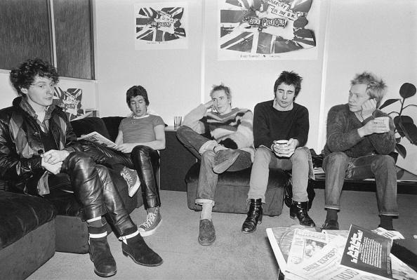 Punk Music「Sex Pistols At EMI」:写真・画像(12)[壁紙.com]