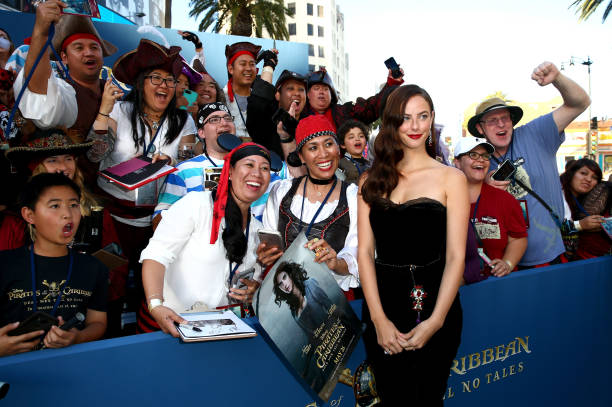 "Premiere Of Disney's ""Pirates Of The Caribbean: Dead Men Tell No Tales"" - Red Carpet:ニュース(壁紙.com)"