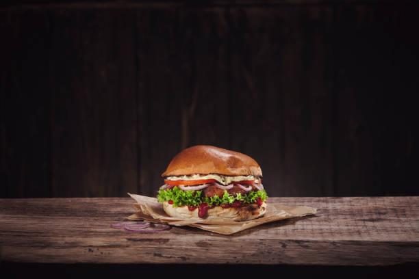 Veggie Burger:スマホ壁紙(壁紙.com)