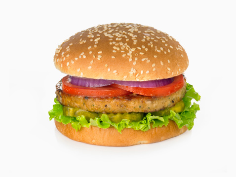 Chicken Meat「Veggie burger」:スマホ壁紙(1)