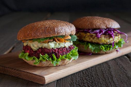 Veggie Burger「veggie burgers」:スマホ壁紙(8)