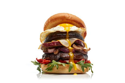 Arugula「Veggie Burger」:スマホ壁紙(18)