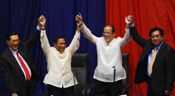 Speaker of the House「Aquino Proclaimed 15th President Of The Philippines」:写真・画像(16)[壁紙.com]
