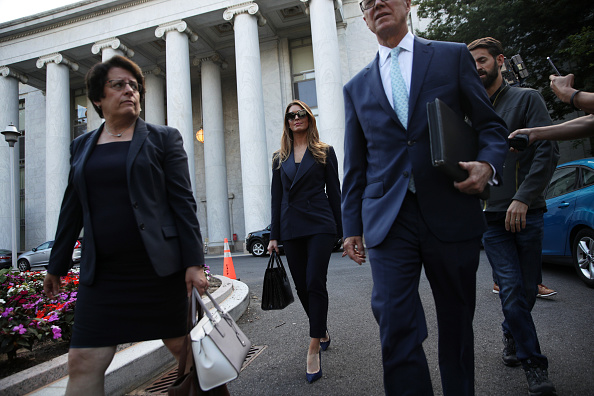 Assistant「Former White House Communications Director Hope Hicks Testifies Before The House Judiciary Committee Behind Closed Doors」:写真・画像(19)[壁紙.com]
