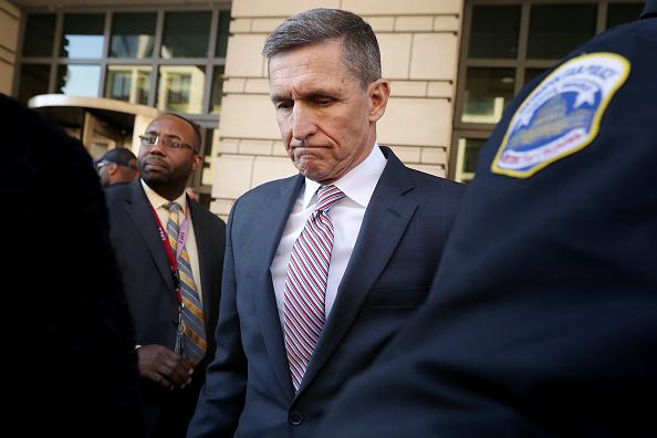 Former「Former National Security Advisor Michael Flynn Awaits Sentencing After Pleading Guilty To Lying To FBI」:写真・画像(14)[壁紙.com]