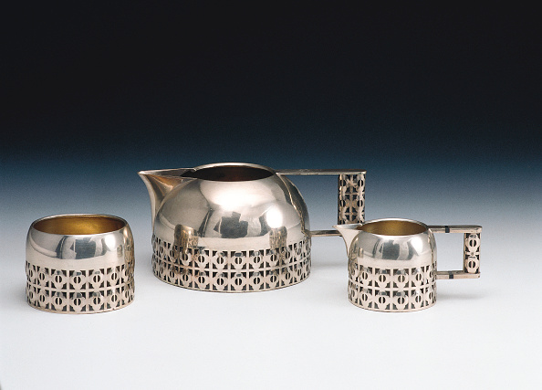 Wiener Werkstaette Style「Coffee set, tripartite...」:写真・画像(17)[壁紙.com]