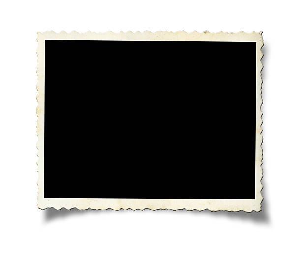 Blank old photo paper:スマホ壁紙(壁紙.com)
