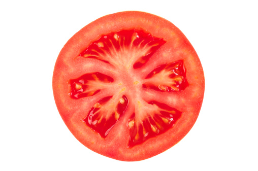 Vegetable「Tomato slice」:スマホ壁紙(5)