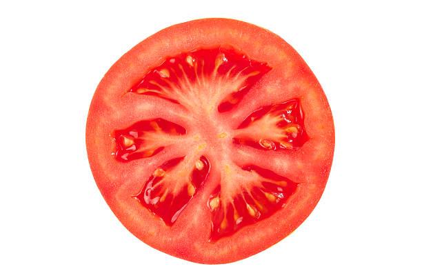 トマトのスライス:スマホ壁紙(壁紙.com)