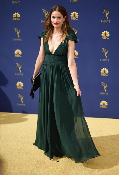 ドロップイヤリング「70th Emmy Awards - Arrivals」:写真・画像(18)[壁紙.com]