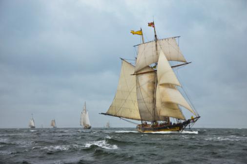 2009「Pride of Baltimore II Racing on the Chesapeake Bay」:スマホ壁紙(6)