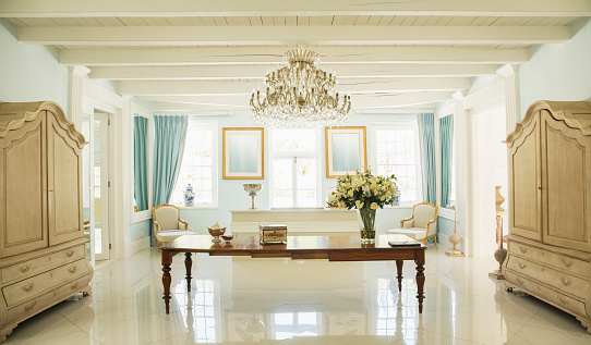 Chandelier「Luxury foyer」:スマホ壁紙(17)