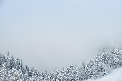 グルノーブル「Winter landscape」:スマホ壁紙(17)