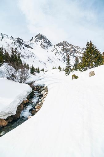 グルノーブル「Winter landscape」:スマホ壁紙(7)