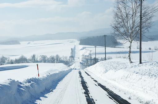 Hokkaido「Winter Landscape」:スマホ壁紙(11)