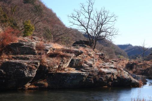 長瀞「Winter Landscape」:スマホ壁紙(4)