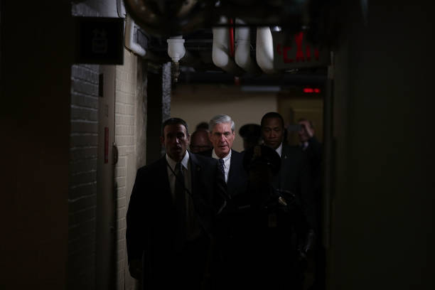 Special Prosecutor Robert Mueller Briefs Senate Intel Committee On Capitol Hill:ニュース(壁紙.com)