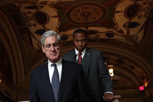 Alex Wong「Special Prosecutor Robert Mueller Briefs Senate Intel Committee On Capitol Hill」:写真・画像(6)[壁紙.com]