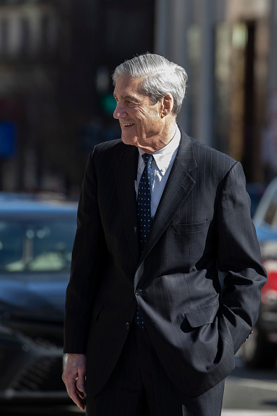 Smiling「Special Counsel Mueller's Trump-Russia Probe Report Reviewed By Attorney General William Barr」:写真・画像(5)[壁紙.com]