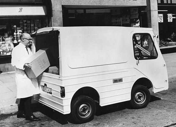 Transportation「1970 Morrison Electricar Delivery Van. Creator: Unknown.」:写真・画像(17)[壁紙.com]
