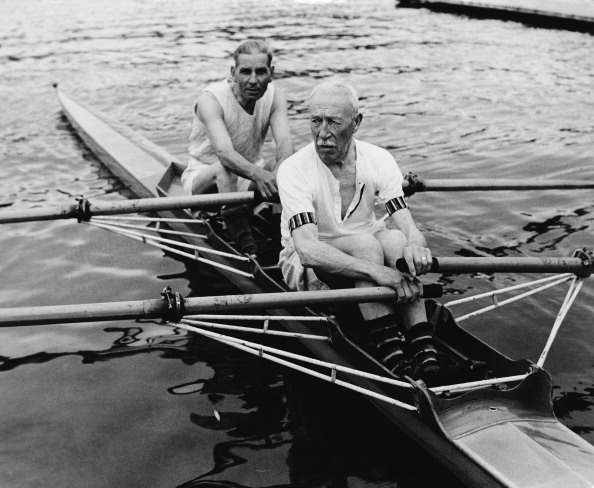 Rowing「Elderly Oarsman」:写真・画像(18)[壁紙.com]