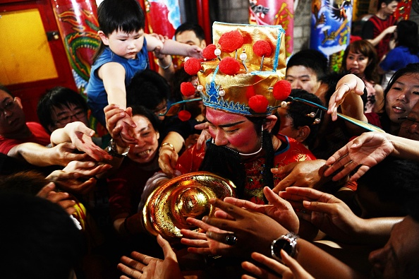 Cultures「Chinese New Year Celebrated In Indonesia」:写真・画像(5)[壁紙.com]