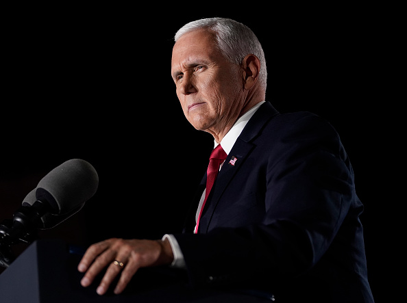 Mike Pence「Republicans Hold Virtual 2020 National Convention」:写真・画像(3)[壁紙.com]