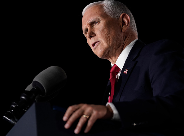 Mike Pence「Republicans Hold Virtual 2020 National Convention」:写真・画像(7)[壁紙.com]