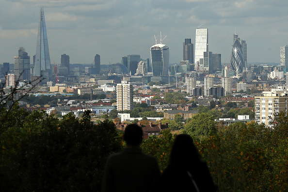Urban Skyline「London's Economic Boom Continues」:写真・画像(9)[壁紙.com]