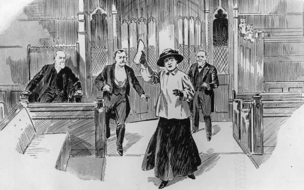 Suffragette's Speech:ニュース(壁紙.com)