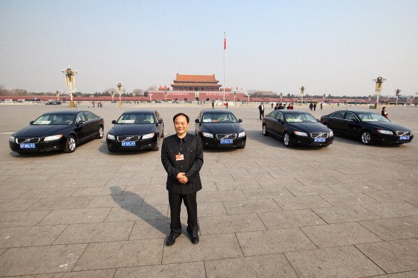Volvo「Opening Session Of The National People's Congress」:写真・画像(6)[壁紙.com]