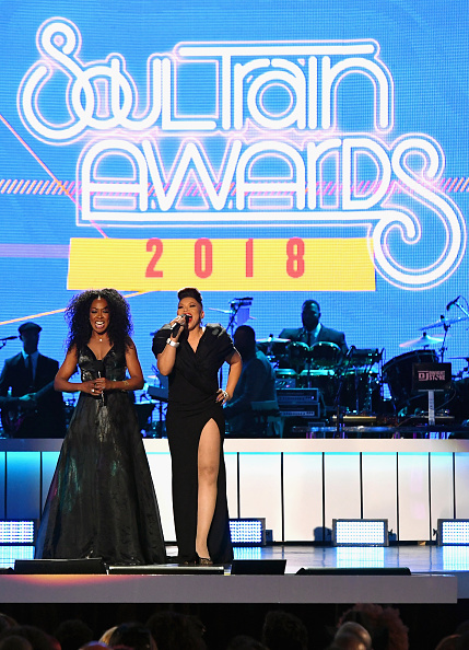 Soul Train Music Awards「BET Presents: 2018 Soul Train Awards - Show」:写真・画像(19)[壁紙.com]
