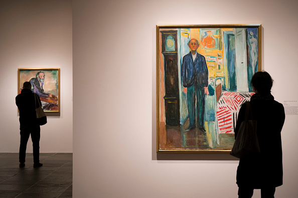 Exhibition「Press Preview Held For Edvard Munch Exhibition At The Met Breuer」:写真・画像(13)[壁紙.com]