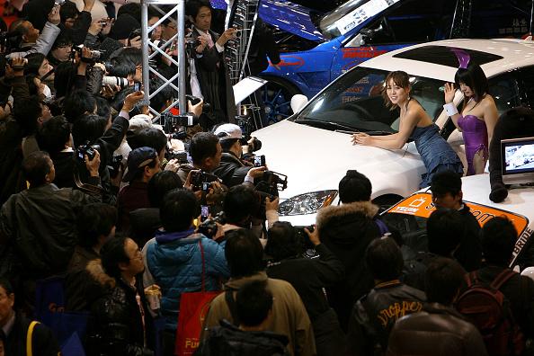 Tokyo Auto Salon「Tokyo Auto Salon 2009 Take Place In Chiba」:写真・画像(15)[壁紙.com]