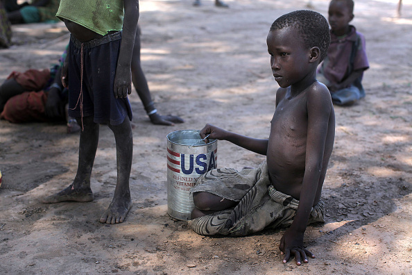 Hungry「Turkana Tribe's Way Of Life Is Threatened By The Effects Of Climate Change」:写真・画像(12)[壁紙.com]