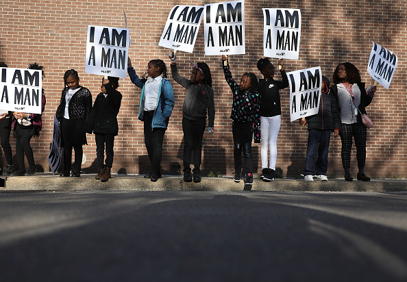 Tennessee「Memphis Marks 50th Anniversary Of Martin Luther King Jr's Assassination」:写真・画像(9)[壁紙.com]