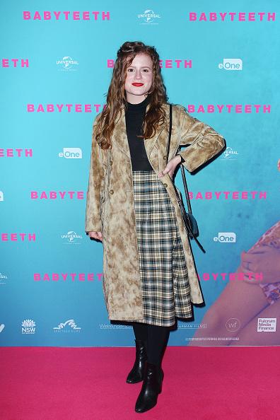Midi Skirt「Babyteeth Sydney Premiere - Arrivals」:写真・画像(19)[壁紙.com]