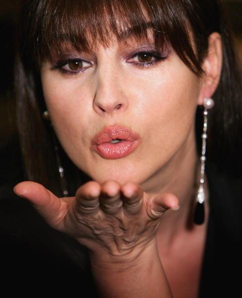 Necklace「Monica Bellucci Launches New Cartier Range In Dubai」:写真・画像(3)[壁紙.com]