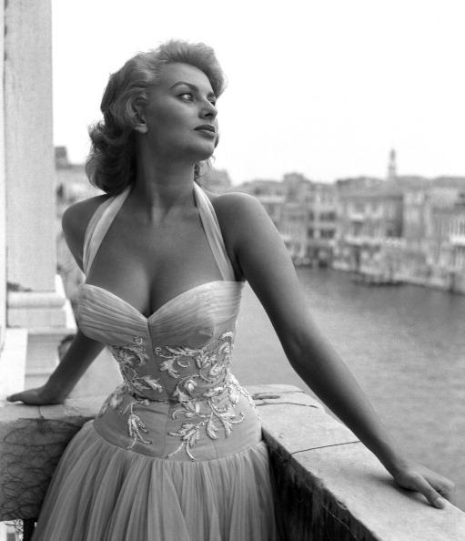 Venice - Italy「Portrait Of Sophia Loren」:写真・画像(15)[壁紙.com]