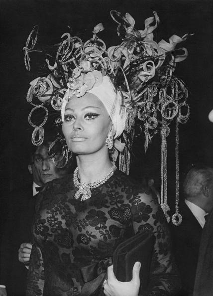 Turban「Sophia Loren」:写真・画像(19)[壁紙.com]