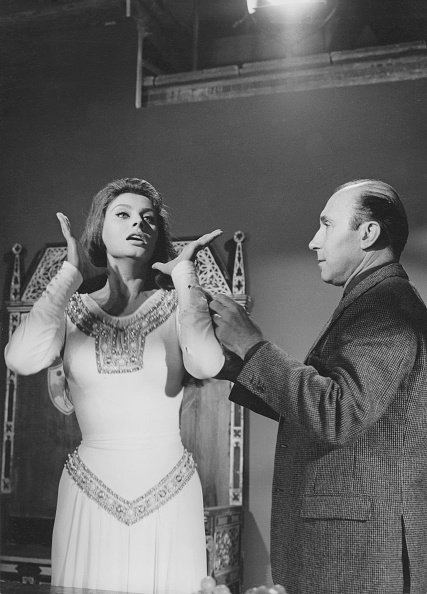 Guidance「Sophia Loren In El Cid」:写真・画像(7)[壁紙.com]