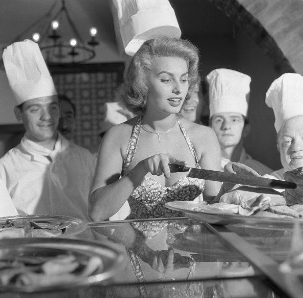Kitchen「Chef Sophia Loren」:写真・画像(17)[壁紙.com]