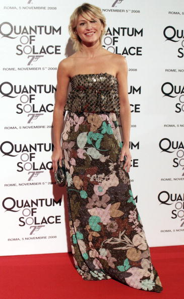 "Eyeliner「""Quantum Of Solace"" - Rome Premiere」:写真・画像(14)[壁紙.com]"