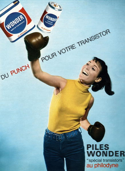 "Power Supply「Advertising for batteries Wonder ""special transistor 'in Philodyne November 1967」:写真・画像(19)[壁紙.com]"