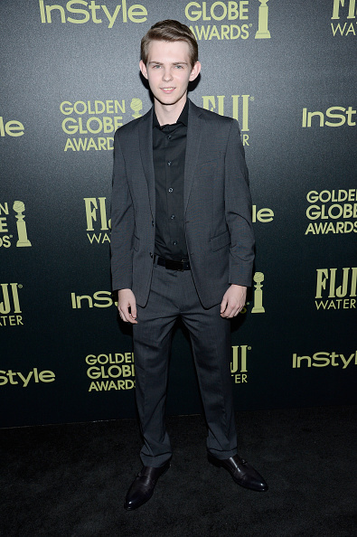 Leather Shoe「Hollywood Foreign Press Association And InStyle Celebrate The 2016 Golden Globe Award Season」:写真・画像(14)[壁紙.com]