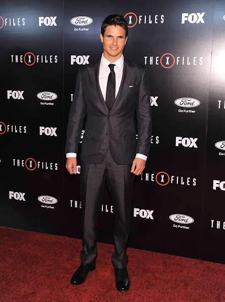 "California Science Center「Premiere Of Fox's ""The X-Files"" - Arrivals」:写真・画像(14)[壁紙.com]"